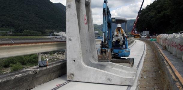 ハイウォールベアリング横引き工法実績紹介(2012年3月記事再アップ)