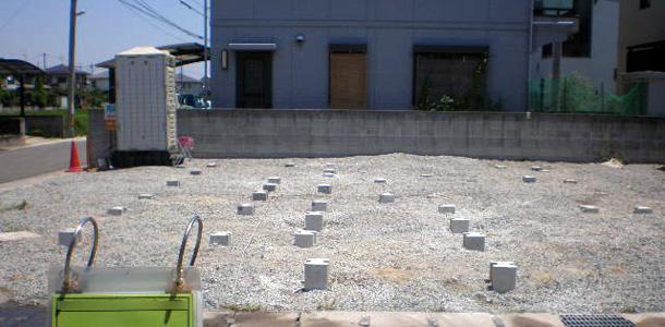 鋼管杭より経済的なパイル基礎 強度安心のコンクリートパイル実績紹介(2012年6月記事再アップ)