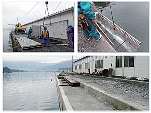 プレキャストコンクリート製残置型枠工法