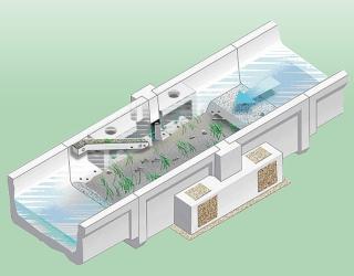 エコ水路工法
