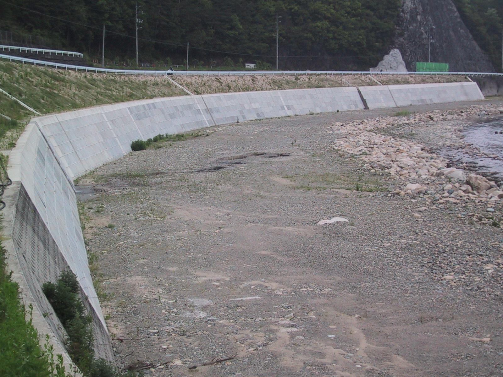 災害復旧・減災防災特集 『河川護岸』